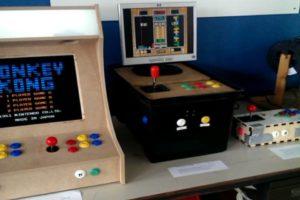 Arcadekasten projecten